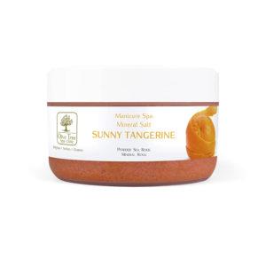 manicure-spa-sunny-tangerine-mineral-salt-maly