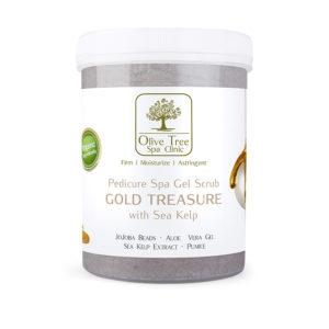 pedicure-spa-gold-treasure-gel-scrub-duze