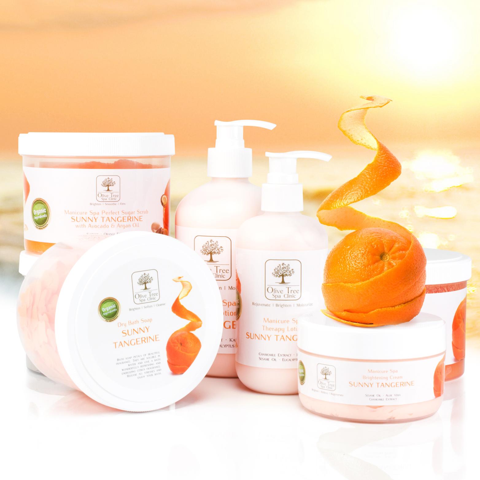Sunny Tangerine